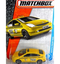 Matchbox Toyota Prius Hybird
