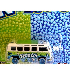 Hot Wheels Nostalgia Pop Culture Series - Nerds - Volkswagen Deluxe Station Wagon