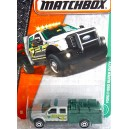 Matchbox Ford F-550 Super Duty Suveyor's Truck