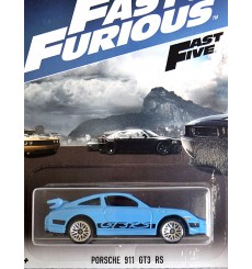 Hot Wheels Fast & Furious - Porsche 911 GT3 RS
