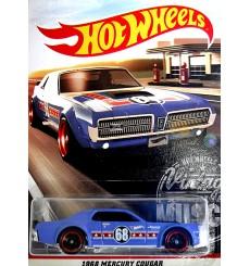 Hot Wheels - Vintage American Muscle - 1968 Mercury Cougar