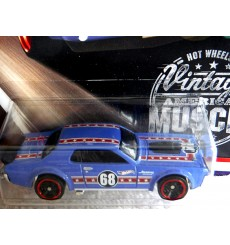 Hot Wheels - Vintage American Muscle - 1968 Mercury Cougar