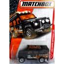 Matchbox: Land Rover Defender 110