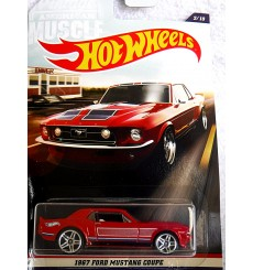 Hot Wheels - Vintage American Muscle - 1967 Ford Mustang Coupe