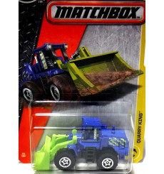 Matchbox Quarry King Front Loader