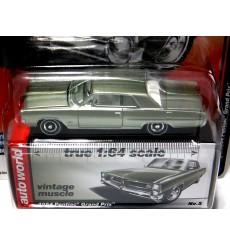 Auto World - Vintage Muscle - 1964 Pontiac Grand Prix