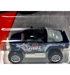 Matchbox - Snow Thrasher 4x4 Pickup Truck