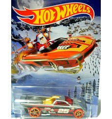 Hot Wheels Holiday Rods -  Bedlam Mid Engine Pickup Truck