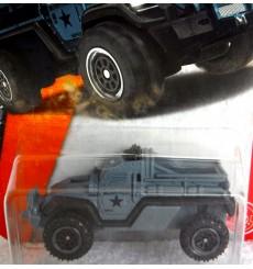 Matchbox - Road Raider Military Truck