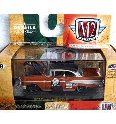 M2 Machines - Rally Historico Transpeninsular - 1957 Chevy Bel Air