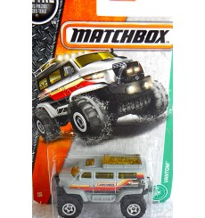 Matchbox - Vantom Off-Road 4x4 Truck