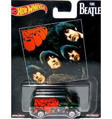 Hot Wheels Nostalgia - Pop Culture - The Beetles - Rubber Soul - Ford Transit Supervan