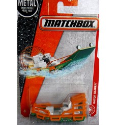 Matchbox - Airboat - Gator Raider