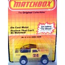 Matchbox Ford Courier 4x4 Pickup Truck