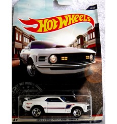 Hot Wheels - Vintage American Muscle - 1970 Ford Mustang Mach 1