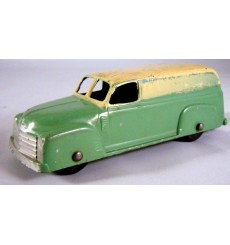 Tootsietoy 1950 Chevy Panel Truck (Two-Tone)