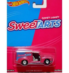 Hot Wheels - Pop Culture - Sweet Tarts 1952 Chevrolet Ice Cream Truck