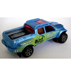 Matchbox - The Badlander 4x4  Pickup Truck