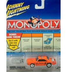 Johnny lightning Monopoly Dodge Dart MOPAR