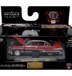 M2 Machines Auto Thentics 1951 Ford Crestliner
