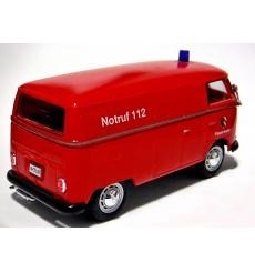 Schuco - Volkswagen Van Feuerwehr Fire Truck