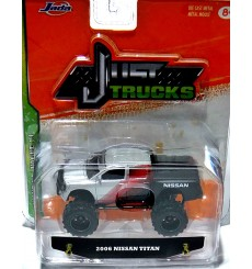 Jada - Just Trucks - Nissan Titan Pickup Truck