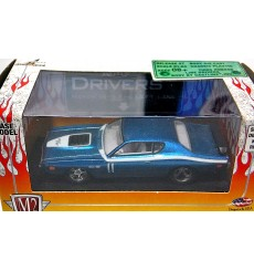 M2 Machines Drivers Series 1971 Dodge Charger R/T