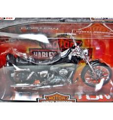 Maisto Harley Davidson Series 32 - 1997 FXDWG Dyna Wide Glide