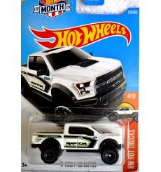 Hot Wheels - 2017 Ford Raptor Pickup Truck