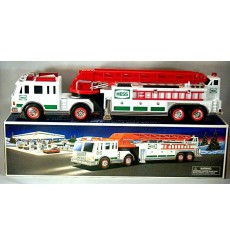 Hess 2000 Millenium Fire Department Ladder Truck