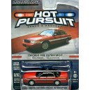 Greenlight Hot Pursuit - Chicago Fire Department Ford Police Interceptor