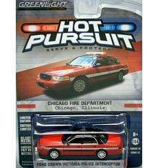 Greenlight Hot Pursuit - Iowa State Patrol Ford Police Interceptor
