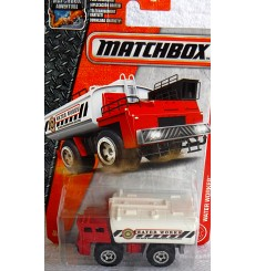 Matchbox - Faun Quarry Water Tanker