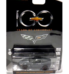 Greenlight - Hobby Exclusives - Chevrolet Corvette 2012 Centennial Edition