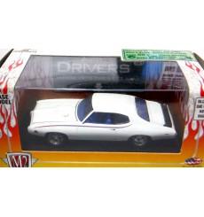 M2 Machines Drivers - 1969 Pontiac GTO Judge