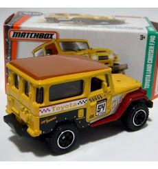 Matchbox 1968 Toyota FJ Land Cruiser