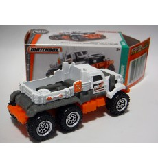 Matchbox - Road Mauler - HD 6 Wheel Truck