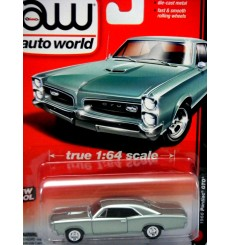 Auto World - 1966 Pontiac GTO