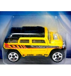 Hot Wheels Rockster - Hummer H2 Offroad 4x4