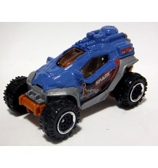 Matchbox: Spark Arrester Off-Road Fire Service Buggy