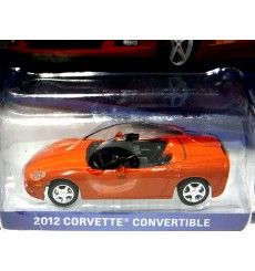 Greenlight - Hobby Exclusives - Chevrolet Corvette 2012