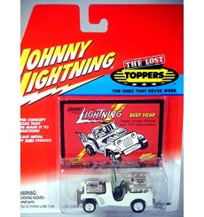 Johnny Lightning The Lost Toppers - Beep Heep Jeep