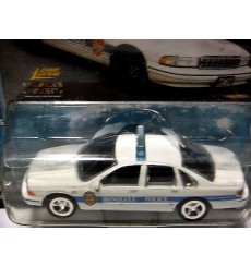 Johnny Lightning - America's Finest - Honolulu Police Chevy Caprice