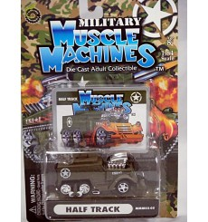 Muscle Machines Military - Half Track