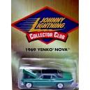 Johnny Lightning - Rare 1969 Chevrolet Yenko Nova Promo