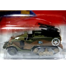 Johnny Lightning WWII M-16 Military Half Track