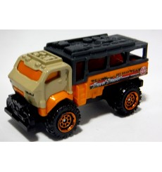 Matchbox:  Travel Tracker Off-Road Truck