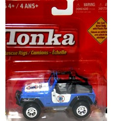 Tonka - Jeep Rubicon Shore Patrol