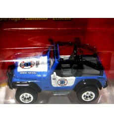 Tonka - Jeep Rubicon Shore Patrol
