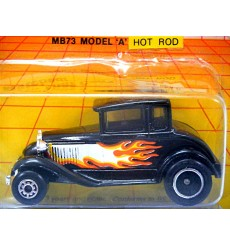 Matchbox Model A Ford Hot Rod Transitional Blister